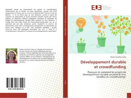 Crowdfunding et développement durable, un couple gagnant