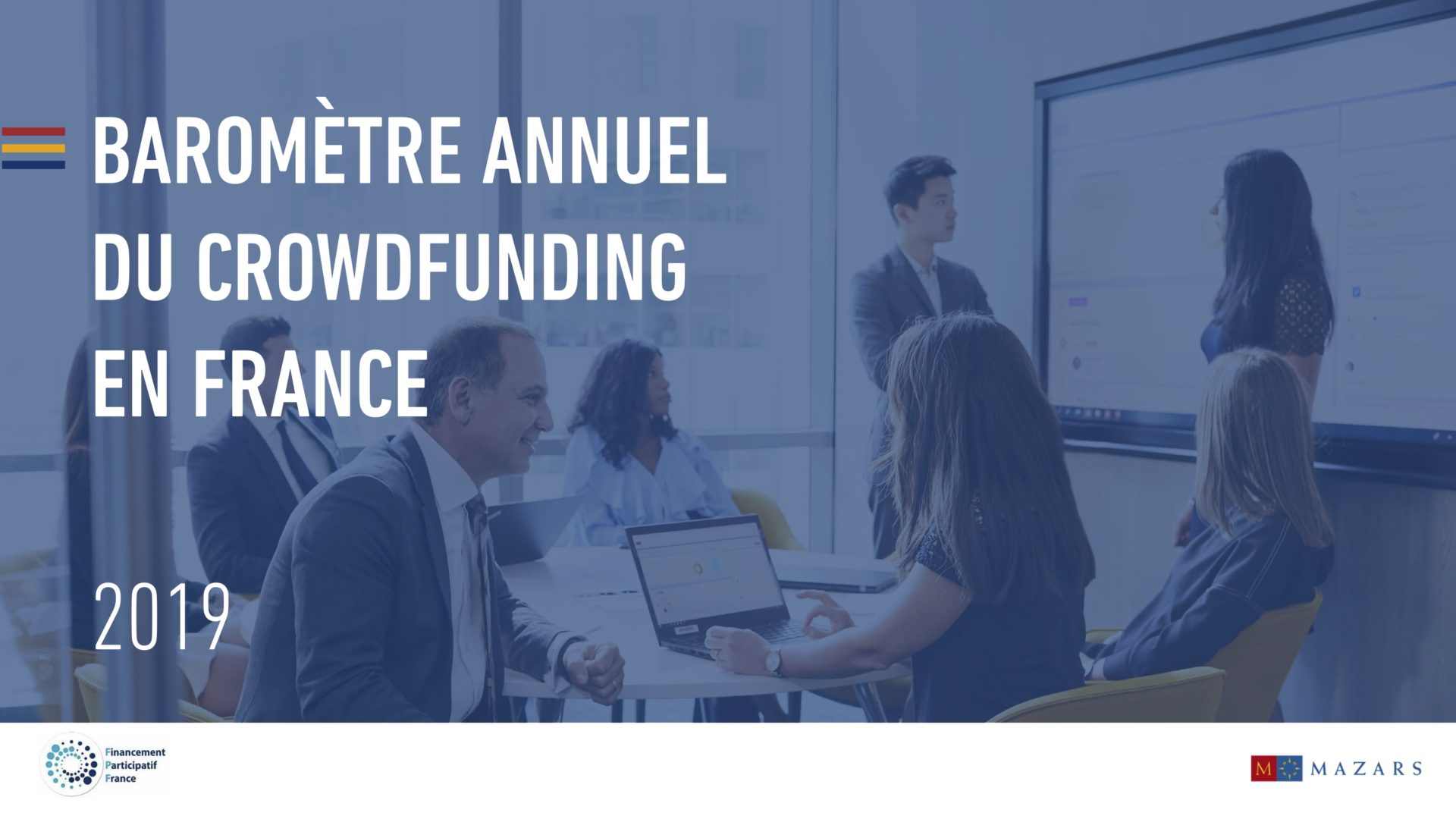 Baromètre 2019 du financement participatif – des chiffres toujours encourageant.
